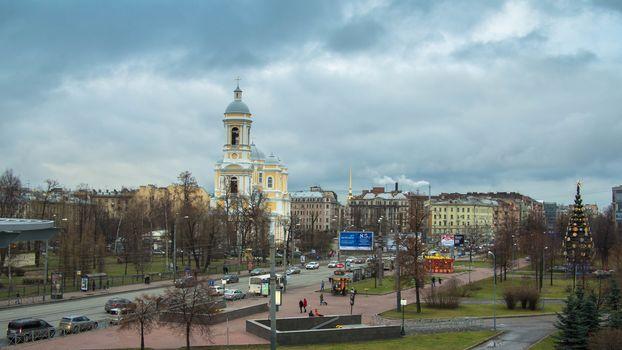Prince Vladimir's cathedral, Saint-Petersburg