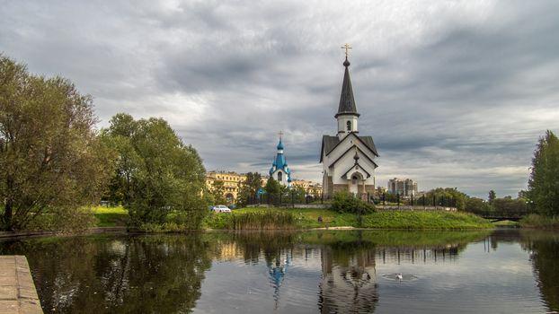 Pulkovskiy park, St Petersburg