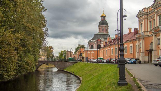 Saint Alexander Nevsky Lavra, St Petersburg