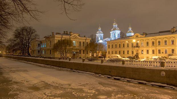 St. Nicholas Naval Cathedral, St. Petersburg