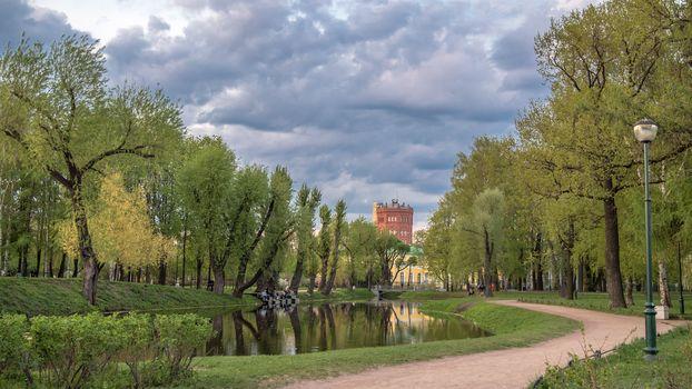 Tavricheskiy garden, Saint-Petersburg