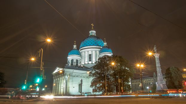 Trinity cathedral, St. Petersburg