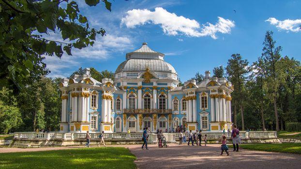 Tsarskoye Selo, St Petersburg