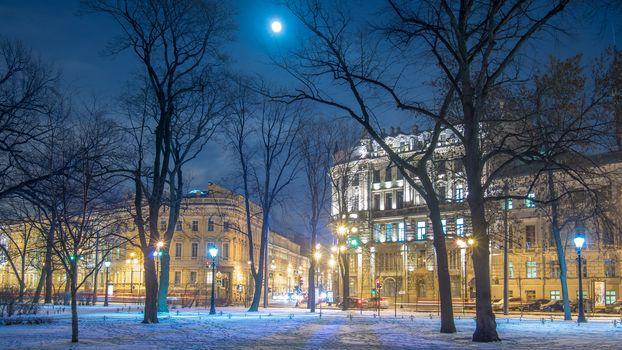 Nevsky Prospect, St. Petersburg