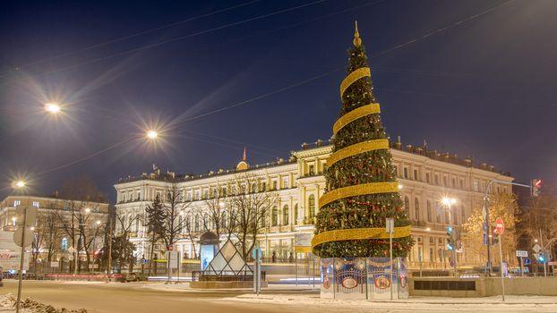 Nicholas Palace St. Petersburg