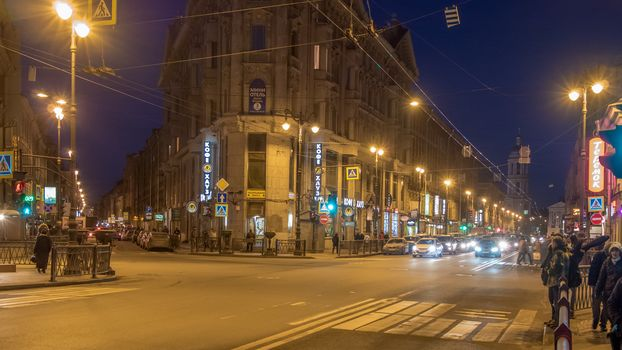 five corners, St. Petersburg