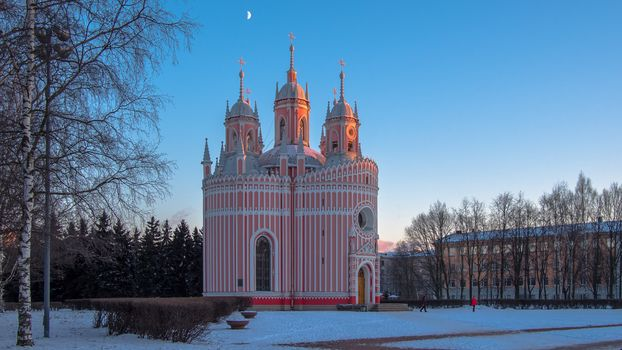Chesme Church (Russia), St. Petersburg