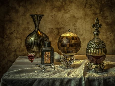 still life, table, Subjects
