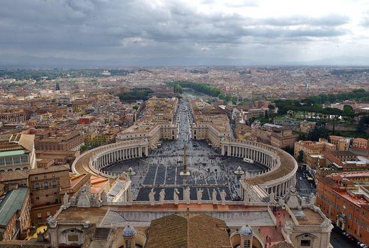 Roma, Vatican, city