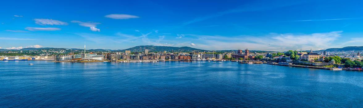 Осло, Норвегия, вид