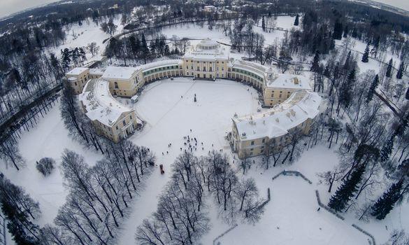 Pavlovsk park, The Pavlovsk Palace, Pavlovsk