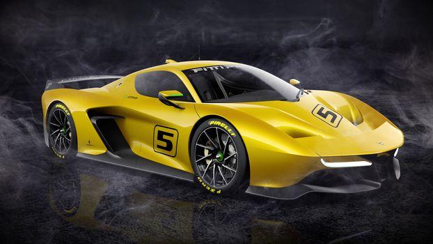 cars, yellow