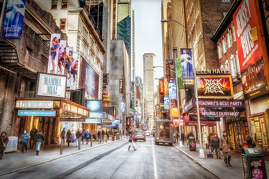 New York, Street Photography, Times Square, Road store, sidewalk, architecture, city