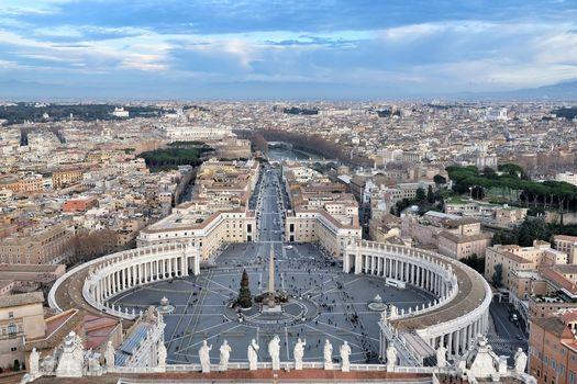 Vatican, Roma, Italy, city