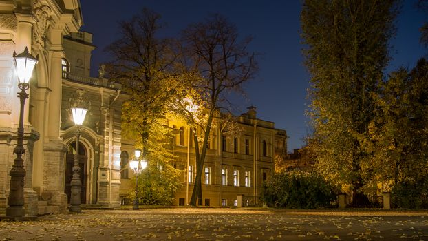 Alexeyevsky Palace, St. Petersburg, Russia