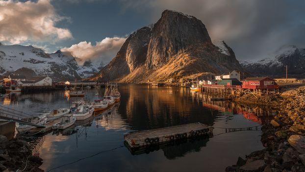 Норвежские мотивы (16:9)