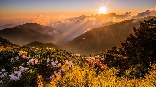 Сказочные горы (16:9, 30 шт)