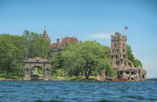 Alexandria Bay, Boldt Castle, Canada, Lake Ontario, NY, Ottawa, St. Lawrence River