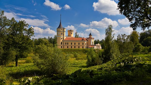 Saint-Petersburg, Pavlovsk Park, Castle Mariental, St. Petersburg, Pavlovsk park, Mariental Castle