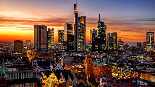 Франкфурт-на-Майне (16:9, 30 шт)