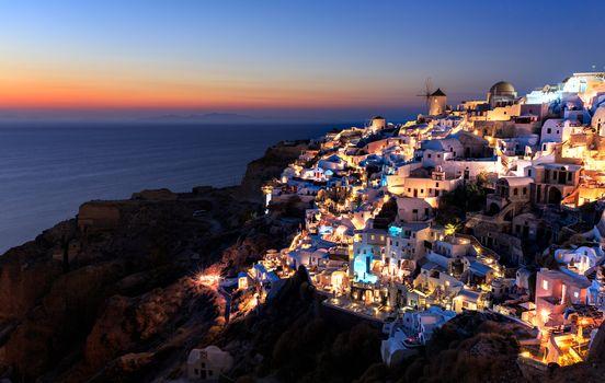 Greece, Island, Santorini, Santorini