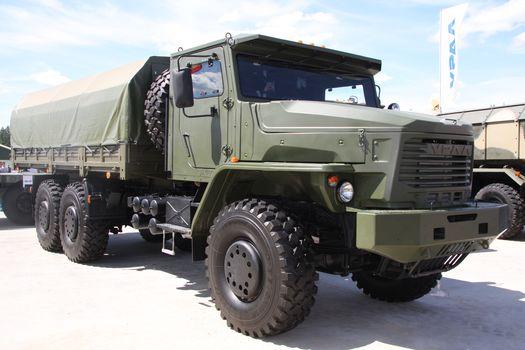 Ural, 63704-0010, Tornado-U, truck, 6x6