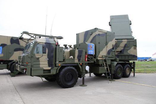 BAS, ZRK, C-350, Knight, radiolator, РКС, special equipment