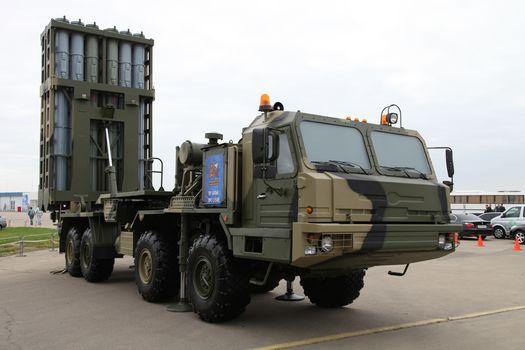 BAS, ZRK, C-350, Knight, complex, medium range
