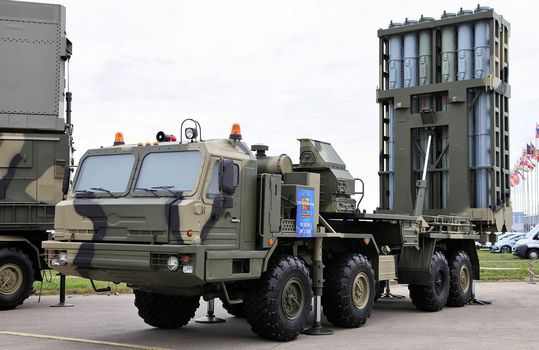 BAS, ZRK, C-350, Knight, self-propelled, launcher, stable position