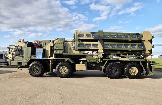 BAS, ZRK, C-350, Knight, complex, launcher, self-propelled