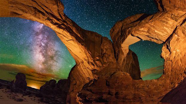 Ночь в Нью-Мексико (16:9, 30 шт)