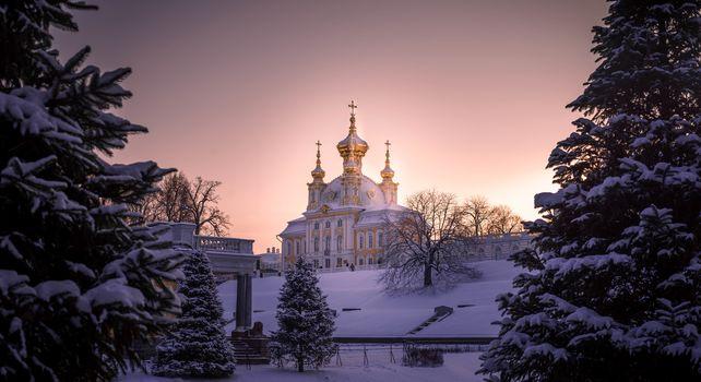 Санкт-Петербург - Петергоф