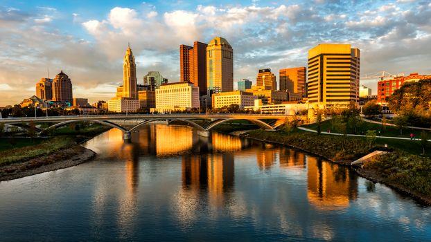 Колумбус, что в штате Огайо (16:9)