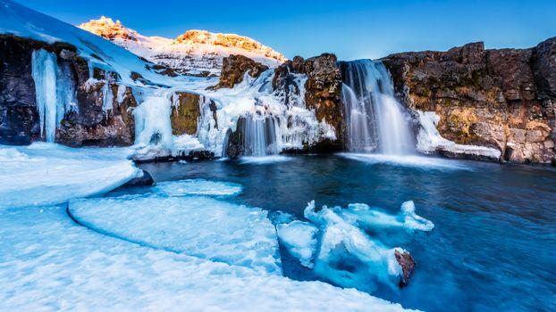 Природа Исландии (16:9)