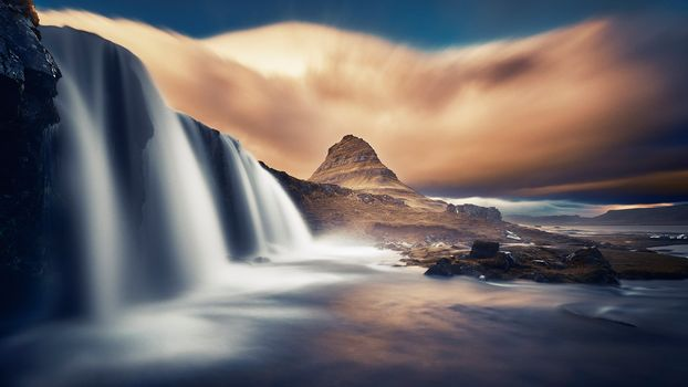 Пейзажи Исландии (16:9, 30 шт)