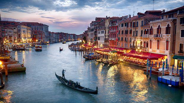 Венецианские мотивы (16:9, 30 шт)