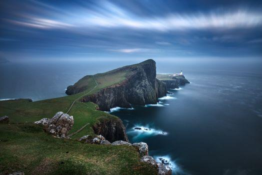 Skye, Point them, Isle of Skye, Scotland