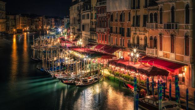 Вечерняя Венеция (16:9, 30 шт)