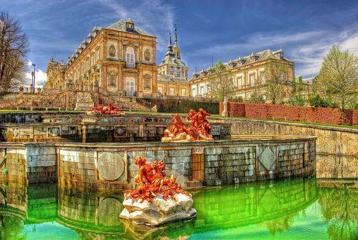 Royal Palace, Segovia, Spain