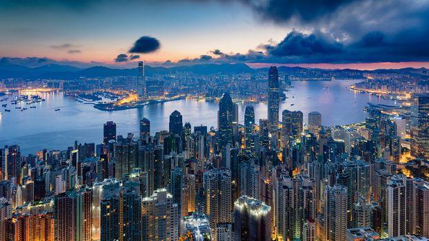 Hong Kong, China, Hong Kong