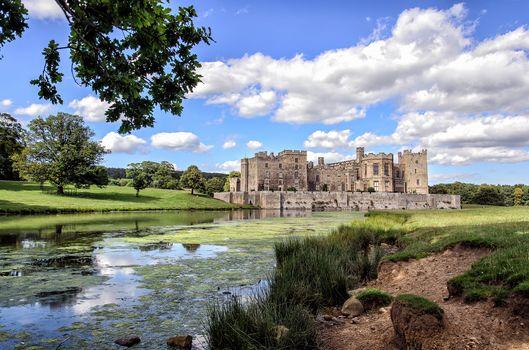 Rabi Castle, Durham county, England