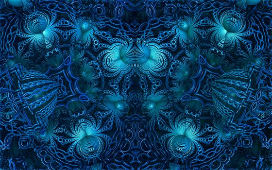 Fractal, abstraction, fractal, patterns