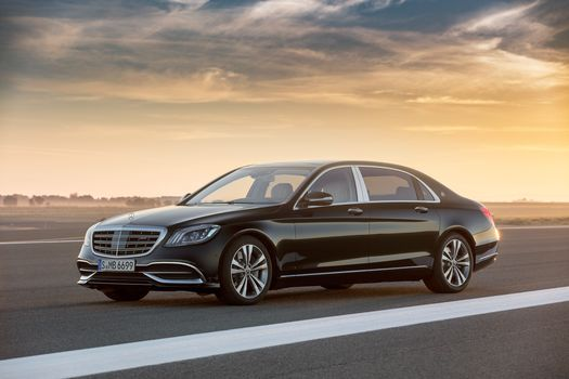 Mercedes Maybach S 650, 2017, a car, car