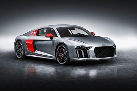 Audi R8 V10 Coupe Edition Audi Sport, a car, car