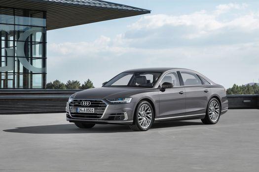 Audi A8, a car, car