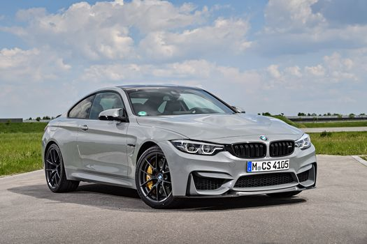 BMW M4 CS, a car, car