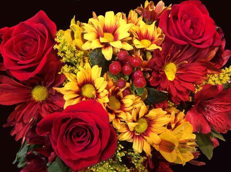 flowers, bouquet, flora