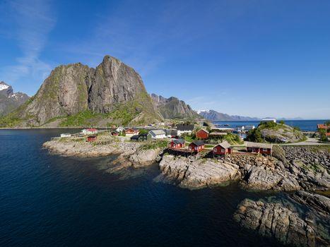 Lofoten, The Rhine, Queen, Norway, Lofoten, Lofoten Islands, Hamnoy, Norway