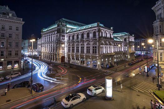 Венский государственный оперный театр, Австрия, Вена