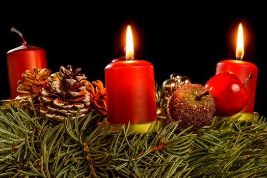 Рождество, фон, дизайн, элементы, Новогодние обои, новый год, новогодний стиль, Новогодняя украшения, игрушки, украшения, свечи